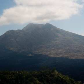 Вулкан Батур и окрестности