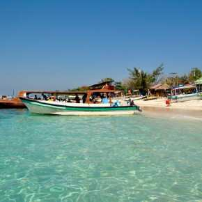 Острова Гили, отдых в раю