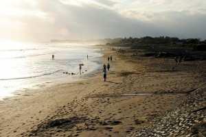 Пляж в Чангу Echo Beach