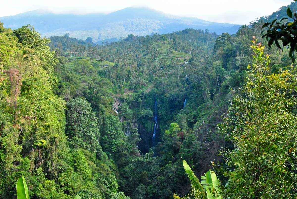 Водопад Сикумпуль