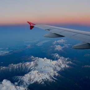 Перелет на Бали через Сингапур