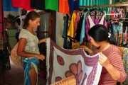 Саронг на Бали