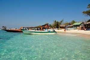 Путешествие на острова Гили