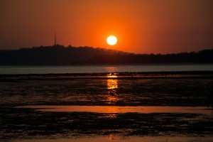 Самые красивые закаты на островах Гили