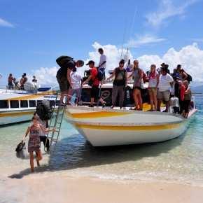 Поездка на острова Гили Эир, Гили Траванган