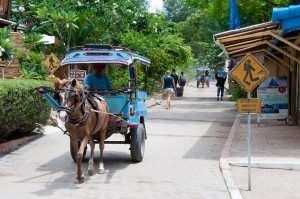 Такси на островах Гили 2.