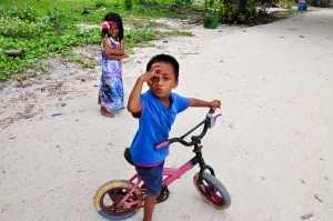 Веселые детишки с островов Гили 2.