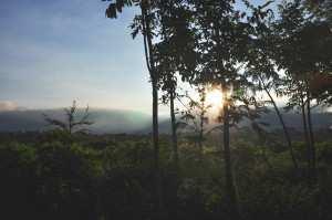 Окрестности вулкана Иджен