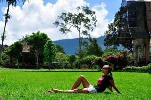 Ботанический сад. Остров Бали