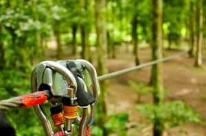 Парк веревок на Бали