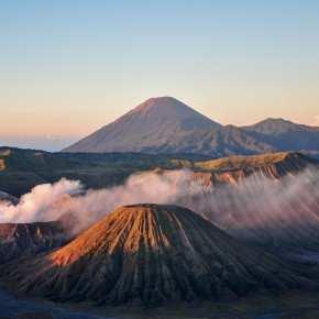 Смотровая площадка вулкан Бромо