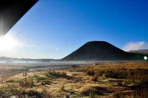 Панорама Бромо