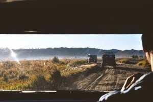 Поездка по кальдере
