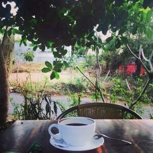 Утренний кофе в варунге Rasa