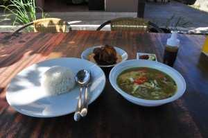 Прекрасный обед в варунге Rasa