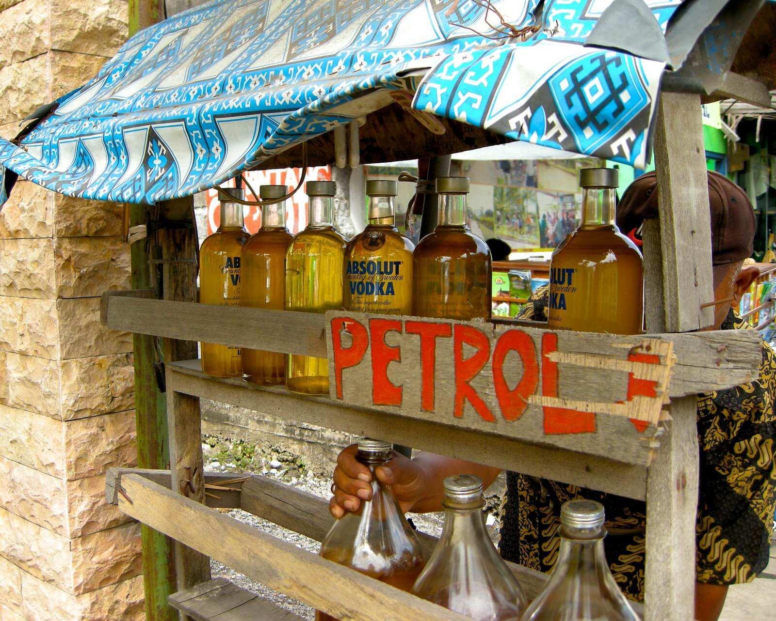 Стоимость бензина на Бали скоро снова вырастет