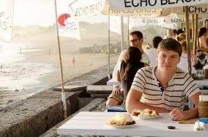 ресторан на пляже Чангу