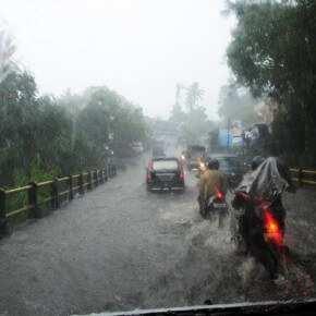 Сезон дождей на Бали, чем заняться