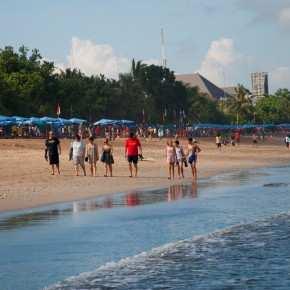 Пляж Куты. Остров Бали