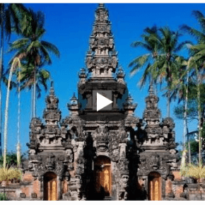 Видео Бали лучшее