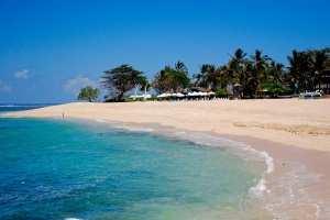 Пляж Гегер. Район Нуса-Дуа