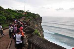Храм Улувату. Бали
