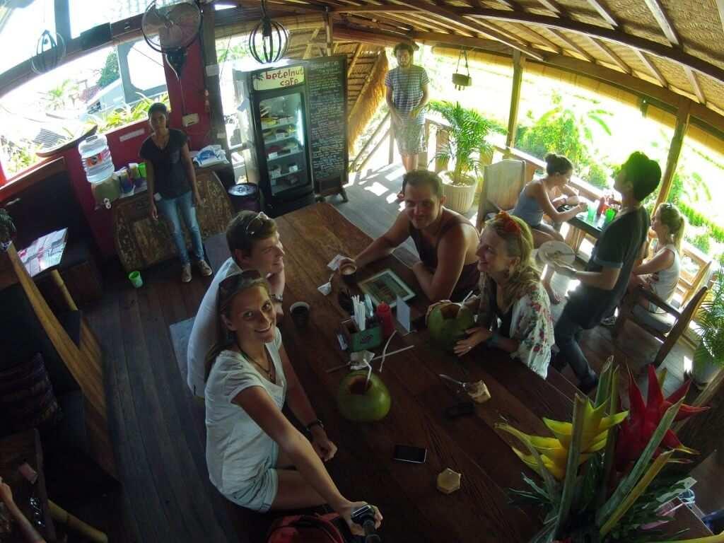 Кафе Betelnut в Чангу