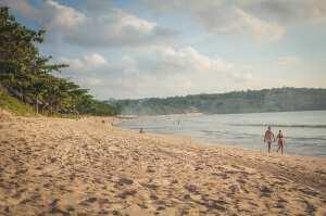 Пляж Джимбаран, остров Бали