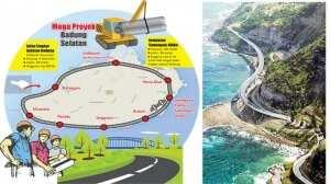 Проект новой кольцевой дороги. Букит, Бали