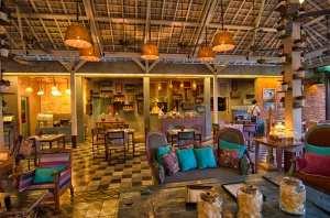 Ресторан Balique в Джимбаране. Остров Бали