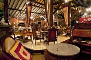 Ресторан Бику, остров Бали