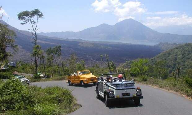Раритетные автомобили на Бали