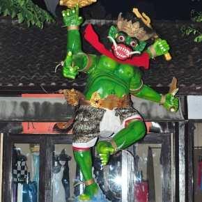 Новый Год Ниепи 2017 на Бали