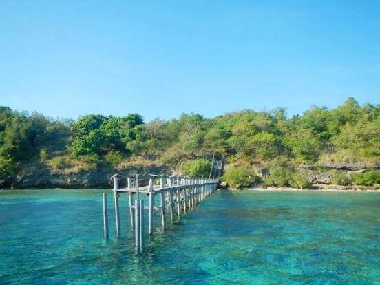 Остров Менджанган, Бали 2017