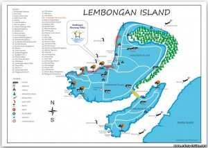Остров Лембонган, Индонезия 2017