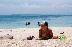 Остров Сапи. Борнео, Малайзия