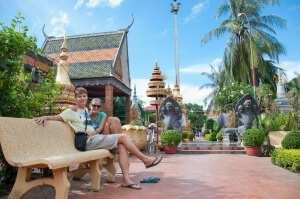 Сием-Рип, Камбоджа, 2017 год