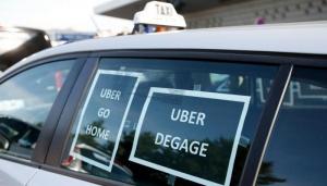 Такси Uber на Бали