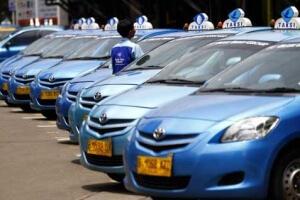 Блю Берд - самое популярное такси на Бали