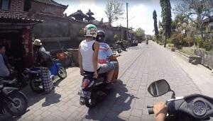 Гоу Джек Такси на острове Бали