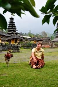 Храм Бесаких, остров Бали