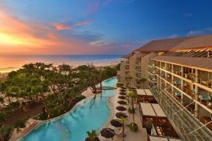 DOUBLE-SIX LUXURY HOTEL Семиняк, Бали
