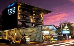 Ize Hotel Seminyak остров Бали отели